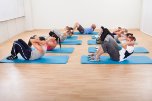 How you can work your core without crunching