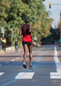 Marathon runner @ Shape Up Fitness & Wellness Consulting